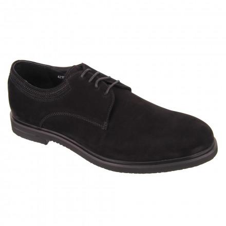 Туфлі чоловічі Welfare 421811221/BLK/33