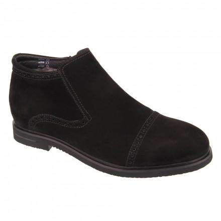 Ботинки мужские Welfare 421812123/BLK/33