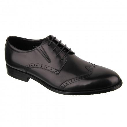 Туфлі чоловічі Welfare 421841211/BLK/33