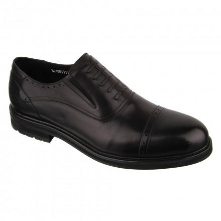 Туфлі чоловічі Welfare 421891111/BLK/33