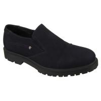 Туфлі чоловічі Welfare 421931121/BLUE/33