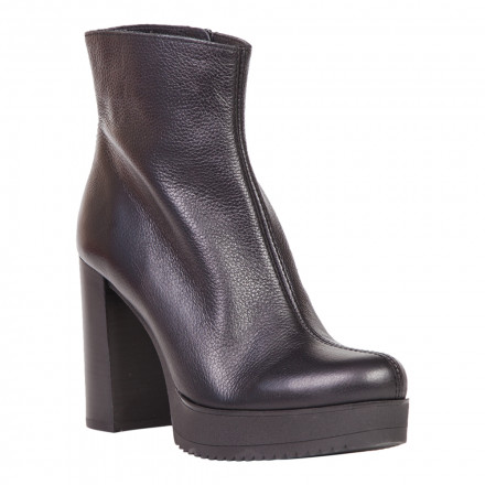 Ботинки женские Unisa TACORA_CEV BLACK