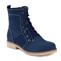 Ботинки женские Welfare 090112222/D.BLUE/29