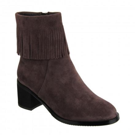 Ботинки женские Welfare 480352143/D.GREY/33