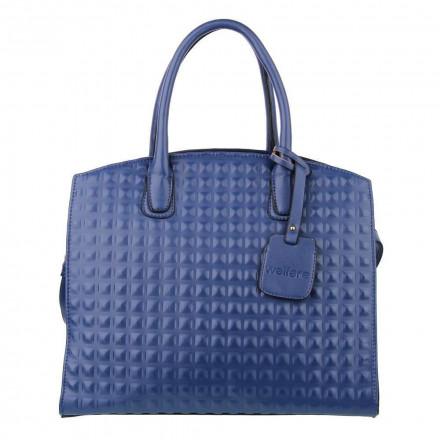 Сумка женская Welfare А8874 BLUE/29