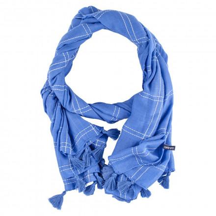 Шарф женский Welfare BOB-17 BLUE