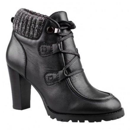 Ботинки женские Welfare 856022BLK