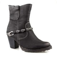 Ботинки женские Marco Tozzi 2/2-25041/21 002 BLACK ANTIC