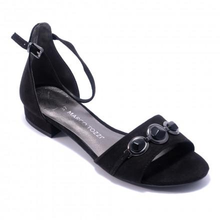 Босоніжки жіночі Marco Tozzi 2/2-28111/22 001 BLACK