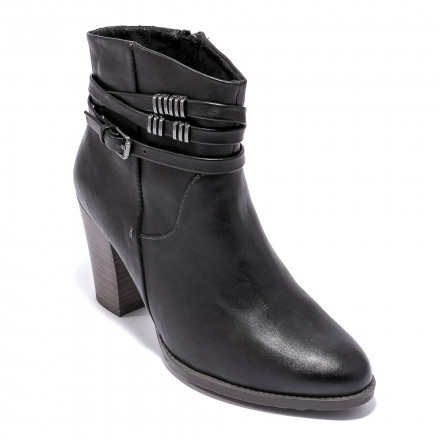 Ботинки женские Marco Tozzi 2/2-25322/21 002 BLACK ANTIC