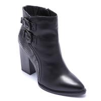 Ботинки женские Marco Tozzi 2/2-25023/25 052 BLK/BLK STRUCT