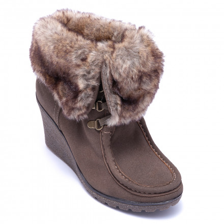 Ботинки женские Marco Tozzi 2/2-25101/27 326 TOBACCO A.COM