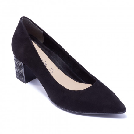 Туфлі жіночі Tamaris 1/1-22411-31 004 BLACK SUEDE