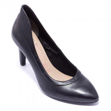 Туфли женские Tamaris 1/1-22419/21 003 BLACK LEATHER
