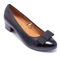 Туфли женские Caprice 9/9-22303/21 026 BLK NAPPA COMB