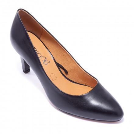 Туфли женские Caprice 9/9-22409/21 022 BLACK NAPPA