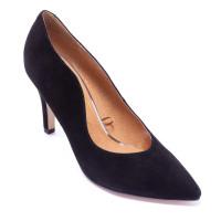 Туфли женские Caprice 9/9-22412/21 004 BLACK SUEDE
