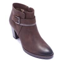 Ботинки женские Caprice 9/9-25426/21 355 DK BRWN NU.COM