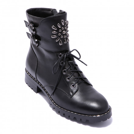 Ботинки женские Welfare 620152212/BLK/37