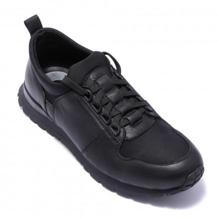 Туфлі чоловічі Welfare 422891211/BLK/37