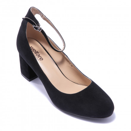 Туфлі жіночі Welfare 271300141/BLK/37