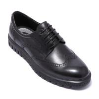 Туфлі чоловічі Welfare 590121211/BLK/37