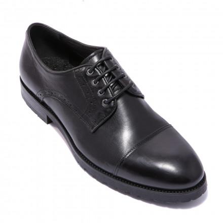 Туфлі чоловічі Welfare 422941211/BLK/37