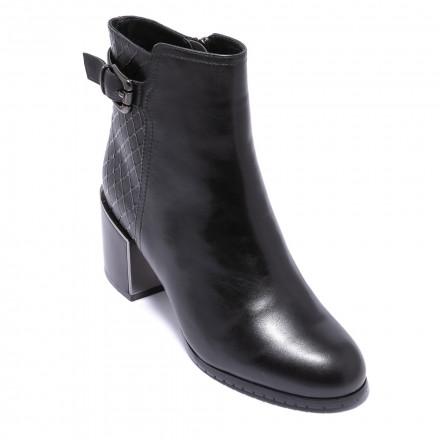 Ботинки женские Welfare 240812113/BLK/37