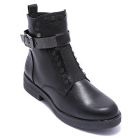 Ботинки женские Marco Tozzi 2/2-25447/21 096 BLACK ANT.COMB