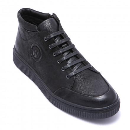 Ботинки мужские Welfare 640052222/BLK/37