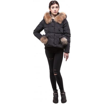 Куртка женская Merino 66760 black