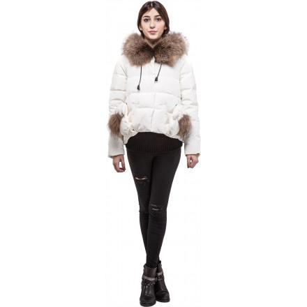 Куртка женская Merino 66760 White