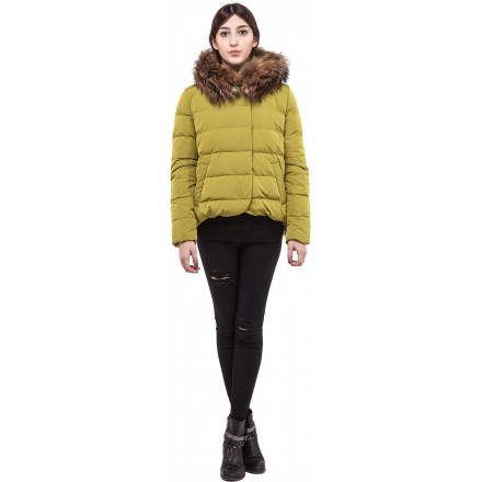 Куртка женская Miss Fofo 1858 Green