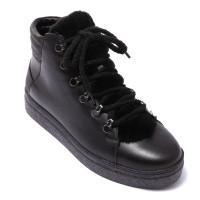 Ботинки женские WELFARE 1122-21  BLK  A01A01-15_W_tn