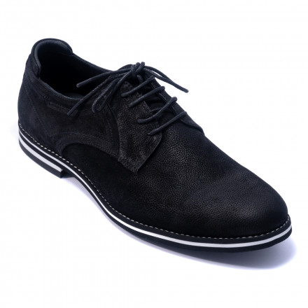 Туфлі чоловічі Welfare 423391221/BLK/38