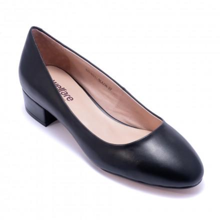 Туфлі жіночі Welfare 620160211/BLK/38