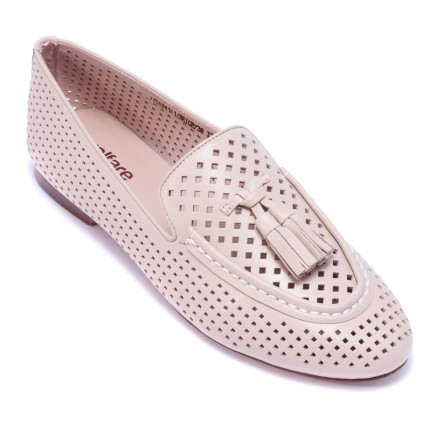Туфли женские Welfare 710024111/BEIGE/38