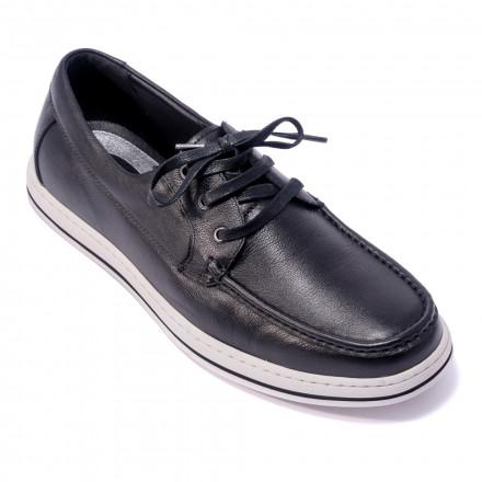 Туфлі чоловічі  Welfare 423261211/BLK/38