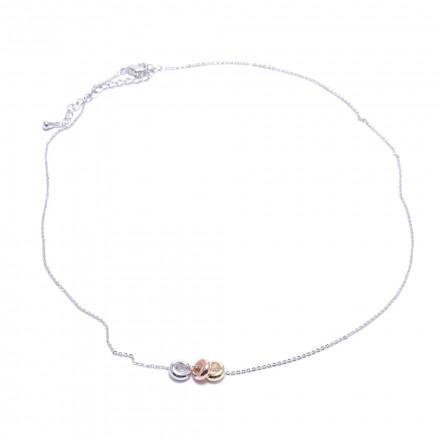 Підвіска жіноча Welfare JN02994B silver
