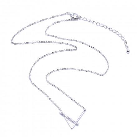 Підвіска жіноча Welfare JN02294B silver