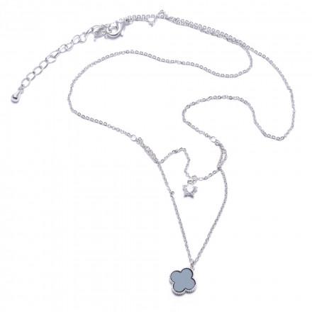 Підвіска жіноча Welfare JN03268B silver