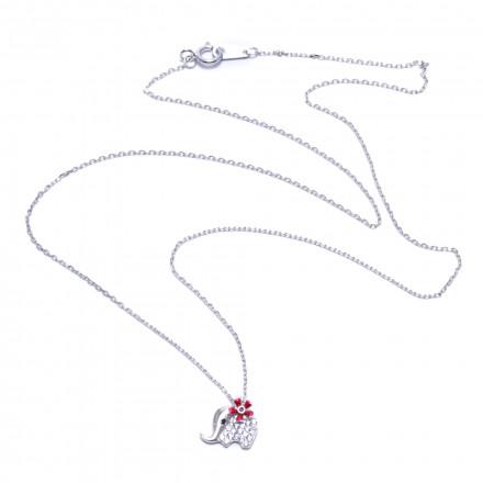 Підвіска жіноча Welfare YOX0512 silver