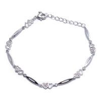 Браслет жіночий Welfare JB03616B silver