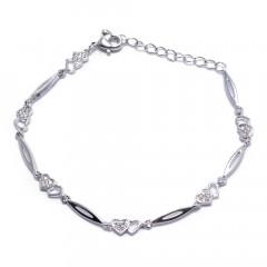 Браслет женский Welfare JB03616B silver