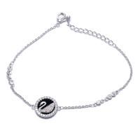 Браслет жіночий Welfare JB04568B silver