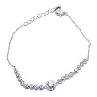 Браслет жіночий Welfare JB03656B silver