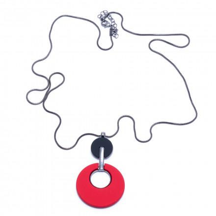 Підвіска жіноча Welfare SY-23 red