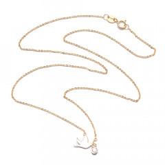 Підвіска жіноча Welfare YJX01146 gold