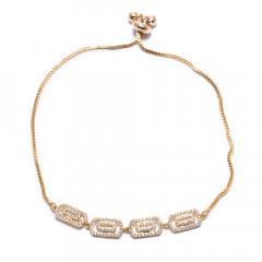 Браслет женский Welfare AB01371 gold