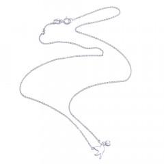 Підвіска жіноча Welfare YJX01145 silver